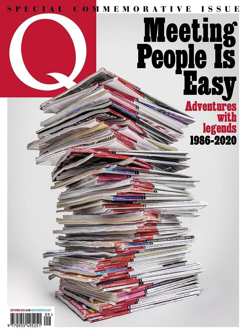 Časopis Q prohrál svůj boj s koronavirem. Po 34 letech končí