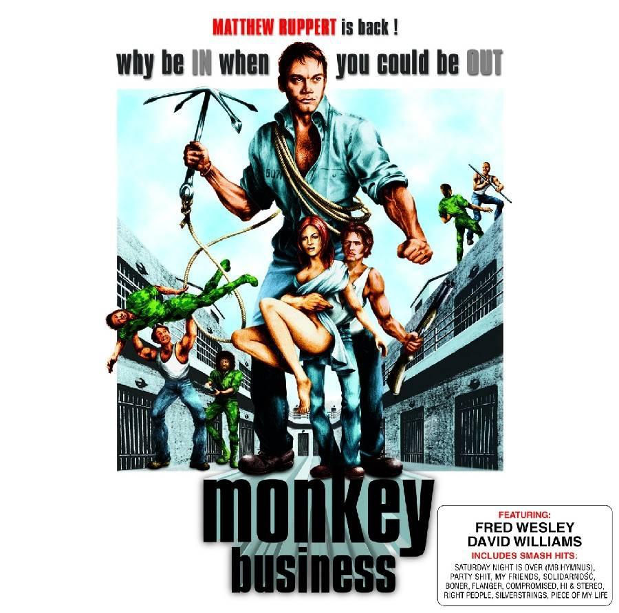 Příběh českého hitu: Monkey Business - Piece Of My Life