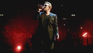 U2 předvedli v Berlíně epickou show