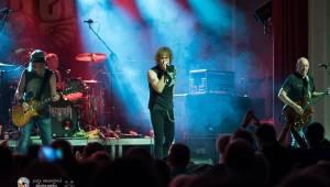 Love Hurts a další hity zahráli Nazareth v Plzni