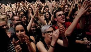 Apocalyptica v Praze: bouřlivá souhra smyčců druhým objektivem