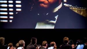 The Godfather Live v Praze: Filmového Kmotra doprovázel ve Foru Karlín živý orchestr