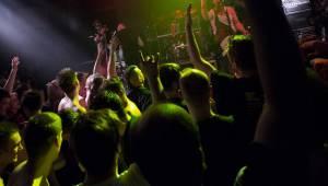 V Lucerna Music Baru v Praze operovali Horkýže Slíže