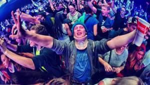 Imagination Festival bavil na pražském Výstavišti až do rána