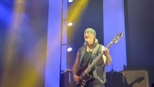 Plzeň oslavila svátek hard rockem, v Plzni zahřměli Deep Purple