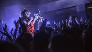 Energičtí Mydy Rabycad rozjeli Veselici v Lucerna Music Baru