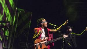 Esperanza Spalding znovu oslnila Prahu