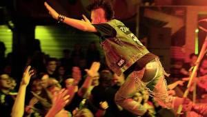 Punkový večírek v Písku s SPS a E!E