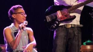 Tonya Graves se v Akropoli vrátila k blues