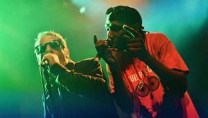 Dub Pistols pálili v Lucerna Music Baru ostrými náboji