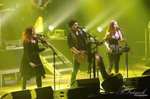 Zlín pod palbou metalu: Zahráli Epica a Eluveitie