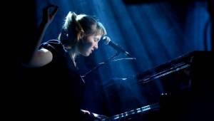 Sophie Hunger přivezla ze Švýcarska své osobité písničkářství