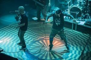 Asian Dub Foundation rozproudili krev v pražském Lucerna Music Baru