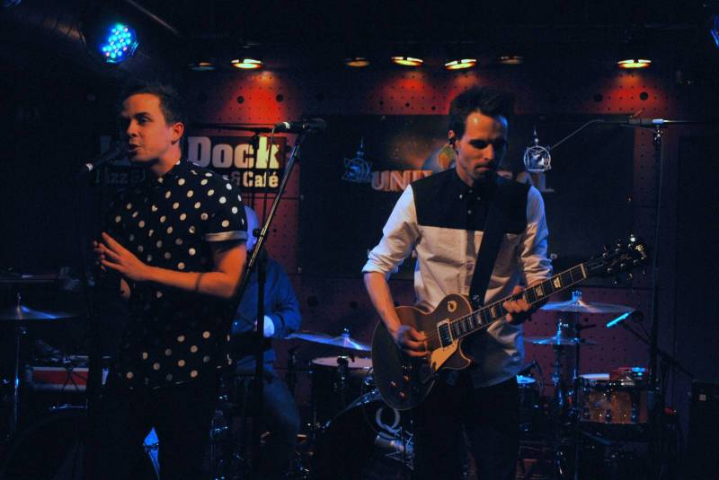 V JazzDocku bavili publikum Xindl X, Slza, Mandrage i Mirai