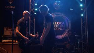Kofe-in a Lety mimo se zastavili v pražském klubu La Loca
