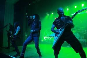 Anthrax buráceli v Brně