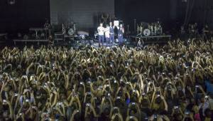 Tata Bojs si audiovizuálně vyhráli ve Foru Karlín