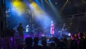 Róisín Murphy roztančila davy v pražské Lucerně