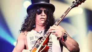 Slash exceloval v pražské Malé sportovní hale