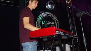 Voxela poslalo publikum do háje, v La Loce hráli i Sebastian a Light & Love