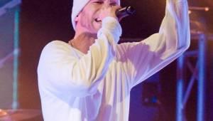 Majk Spirit rozbalil v Praze svou White show