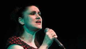 Lenka Dusilová nachystala pro diváky v Hodoníně éterický zážitek