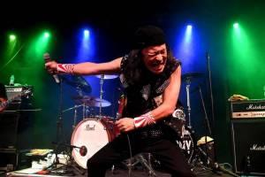 Japonský metal opanoval Prahu, přijeli Loudness