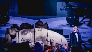 Petr Hapka žije! V O2 areně mu zpívali Jarek Nohavica, Aneta Langerová i Lucie Bílá