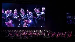 Italský večírek v Praze: Andrea Bocelli naplnil O2 arenu