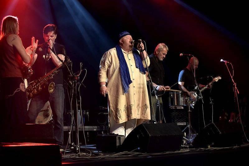 Čankišou křtili novou desku v Praze