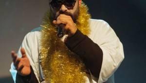 Kapitán Demo vystrojil v Roxy Vánoce jak hajzl