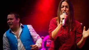 Monkey Business i s Nafrněnou Barborou Polákovou rozvášnili Lucerna Music Bar