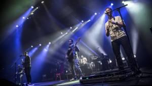 Potřetí aplaudovalo koncertu Chinaski plné Forum Karlín