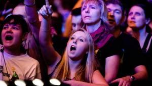 S kapelou Tři sestry na zkoušce, v zákulisí i na velkém koncertě v O2 areně
