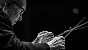 Ennio Morricone hrál v Praze i hudbu z Osmi hrozných nominovanou na Oscara