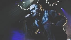Děsivé masky a metalová řežba v Praze: Slipknot druhým objektivem