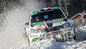 Rallye Monte Carlo: přehlídka rychlosti na ledových tratích