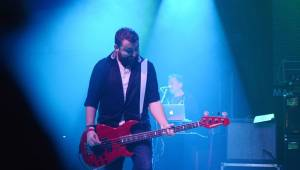 Peter Hook & The Light připomněli to nejlepší z repertoáru Joy Division i New Order