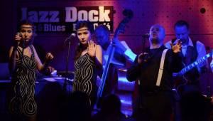 Mr. Elastik rozpoutal v Jazz Docku electroswingovou horečku