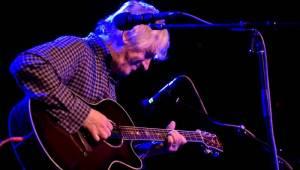 V Praze předvedl kytarové umění Lee Ranaldo, spoluzakladatel Sonic Youth