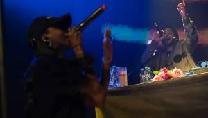 Angel Haze v Lucerna Music Baru potvrdila svoji pověst divošky