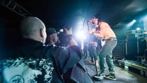 Surovost i skvělý zvuk doprovázaly koncert Lionheart v Rock Café