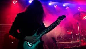 V Rock Café byl pořádný rámus: Hráli Insania a Vladivojsko