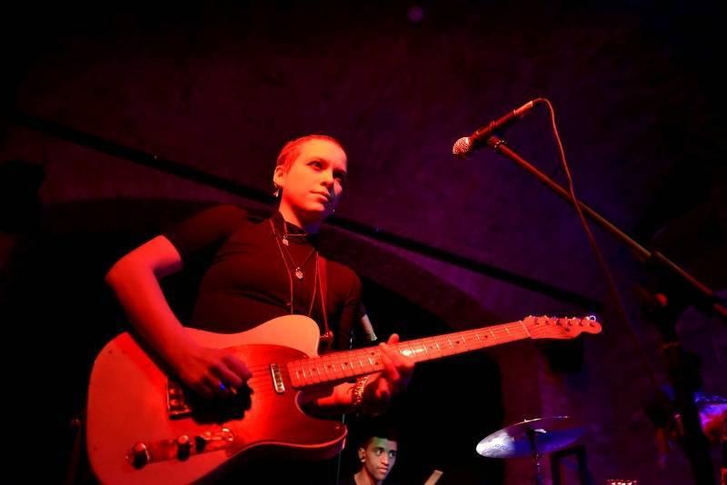 Bones, oblíbenci Skunk Anansie, zahráli v Praze