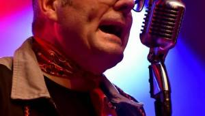 V Lucerna Music Baru vzpomínali na výrobce kytar Petra Jurkoviče Bluesberry, Tucet i Ivan Hlas