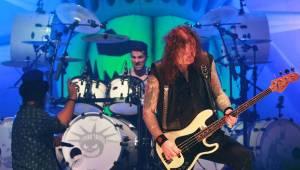 Zlín byl na den centrem metalu: Z Německa dorazili Helloween