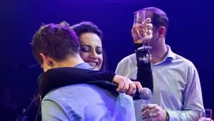 Nezapomenutelné Momenty Pavla Callty: desku mu pokřtila Lucie Bílá