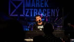 Marek Ztracený tentokrát padal v Liberci