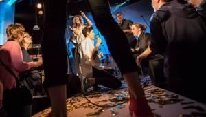 Barbora Poláková křtila své první album a dostala Zlatou desku
