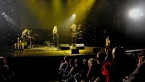 Brian May a Kerry Ellis hráli v Ostravě i skladby Queen nebo Beatles